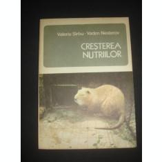 VALERIU SARBU* VADIM NESTEROV - CRESTEREA NUTRIILOR {1979}