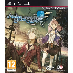 PE COMANDA Atelier Escha Logy Alchemists Of The Dusk Sky PS3 - Jocuri PS3 Ncsoft, Arcade, 12+, MMO