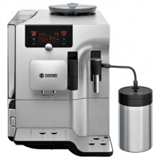 Expresor cafea bosch vero selection TES80359DE - Espressor automat Bosch, Cafea boabe, 2 l