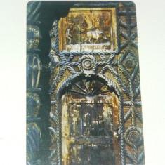 Cartela telefonica - ARTA - ETNOGRAFIE - USA - SCULPTURA IN LEMN - 2002 - 2+1 gratis pt produse la pret fix - RBK4444 - Cartela telefonica romaneasca