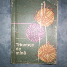 TRICOTAJE DE MANA ANA POPESCU C1, 14