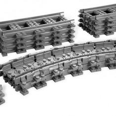 LEGO 7499 Sine flexibile si drepte - LEGO City