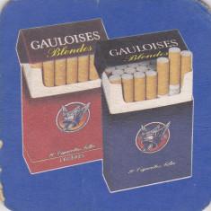 Suport de pahar / Biscuite GAULOISES