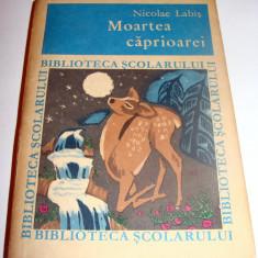 Moartea Caprioarei - Nicolae Labis