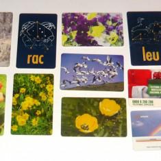 MOKAZIE! Lot / Set 10 cartele telefonice - 2+1 gratis pt produse la pret fix - MOK228 - lot colectie