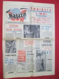Ziarul Magazin 1968, 27 ap r, nr. 551, ziar vechi perioada comunista