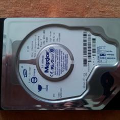 HARD DISK MAXTOR DIAMOND MAX PLUS 8 40GB STARE EXCELENTA TESTAT FARA BADURI, Sub 40 GB, Rotatii: 7200, IDE, 2 MB