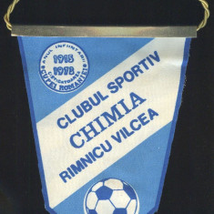 CHIMIA RIMNICU VILCEA - Fanion fotbal