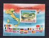 ROMANIA 1990 CAMPIONATUL MONDIAL DE FOTBAL DIN ITALIA