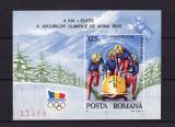 ROMANIA 1992 JOCURILE OLIMPICE DE IARNA ALBERTVILLE