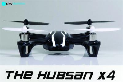 Hubsan X4 H107+ | Mini Quadcopter | Garantie 12 luni foto