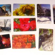 MOKAZIE! Lot / Set 10 cartele telefonice - 2+1 gratis pt produse la pret fix - MOK225 - lot colectie