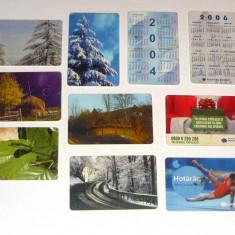 MOKAZIE! Lot / Set 10 cartele telefonice - 2+1 gratis pt produse la pret fix - MOK224 - lot colectie