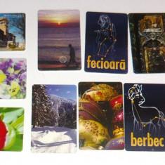 MOKAZIE! Lot / Set 10 cartele telefonice - 2+1 gratis pt produse la pret fix - MOK231 - lot colectie