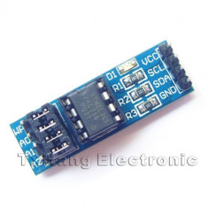 8 Pin AT24C128 I2C Interface EEPROM Memory Module (FS00215)