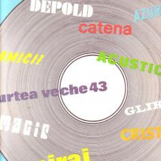 Vinil-Formatii de Muzica Pop electrecord 2-Catena, Depolt, Acustic T 74, Miraj, Cristal