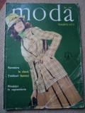 Revista moda toamna 1972 hobby modele ilustrata color hobby