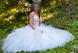 Cumpara ieftin Rochie de mireasa Fashion Princes model 2017marimea 36-38, Rochii de mireasa printesa
