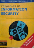 PRINCIPII DE SECURITATEA INFORMATIEI  -  ( lb engleza) PRINCIPLES OF INFORMATION SECURITY    de WHITMAN / MATTORD, Alta editura