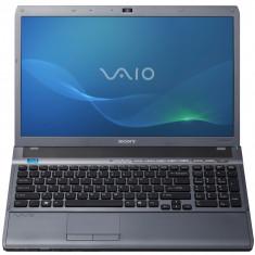 "Laptop Sony Vaio Intel Core i7 720QM, 16"" Full HD 6GB RAM 500 HDD Nvidia"