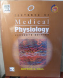 TRATAT de FIZIOLOGIE ( lb engl) TEXTBOOK of MEDICAL PHYSIOLOGY ED.11 / GUYTON, Alta editura