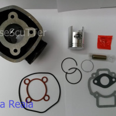 Kit Cilindru - Set motor Scuter Gilera DNA ( 5 colturi - 80cc - RACIRE APA ) - Set cilindri Moto