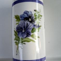 Vaza ceramica semnata