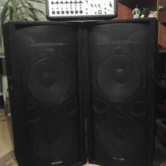 Vand set PHONIC scule profesionale - Mixere DJ
