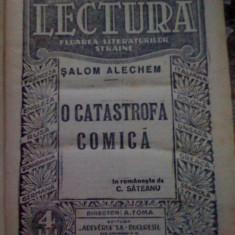 """Lectura. Floarea Literaturilor Straine, No. 96, ed. """"Adeverul"""" S. A., Bucuresti"""