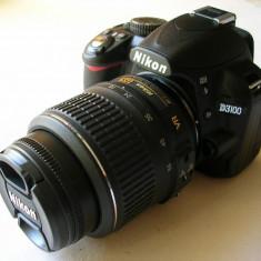Aparat foto digital Nikon D3100+ Kit18-55VR - Aparat Foto Nikon D3100