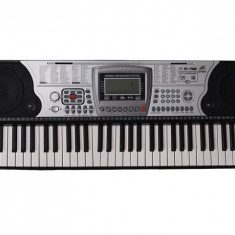 ORGA PROFESIONALA, MULTIPLE FUNCTII, MP3 PLAYER, STICK USB, INREGISTRARE, MICROFON, ALIMENTATOR.KEYBOARD .
