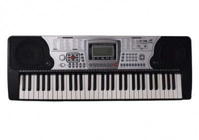 ORGA PROFESIONALA ,MULTIPLE FUNCTII,MP3 PLAYER,STICK USB,INREGISTRARE,MICROFON,ALIMENTATOR.KEYBOARD . foto