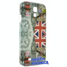 Husa plastic Samsung Galaxy S4 i9500 i9505 + folie ecran + expediere gratuita Posta - sell by PHONICA
