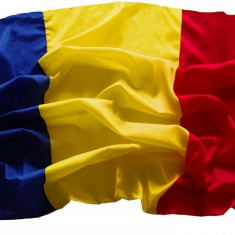 Steag romania 100x150cm - Steag fotbal, Nationala