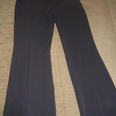 Pantaloni stofa - Pantaloni dama, Lungi, Marime: 42