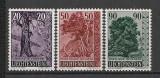 Liechtenstein.1959 Specii de copaci si florile lor  RN.494