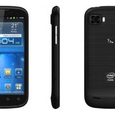 Vand sau schimb - Telefon mobil ZTE, Negru, 2GB, Dual core, 1 GB, 1200-1500 MHz