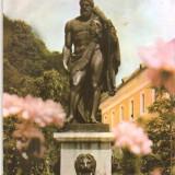 CPI (B4290) BAILE HERCULANE. STATUIA LUI HERCULES, EDITURA SPORT-TURISM, CIRCULATA, 1987, STAMPILE