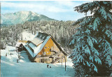 CPI (B4264) PREDEAL. HOTEL CLABUCET - SOSIRE, EDITURA PENTRU TURISM, SCRISA SI NECIRCULATA, DATATA 1972, Fotografie