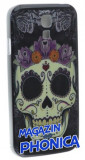 Husa plastic Samsung Galaxy S4 i9500 i9505 + folie ecran + expediere gratuita Posta - sell by PHONICA, Negru