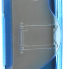 Husa plastic cu stand Samsung Galaxy S4 i9500 i9505 + folie ecran + expediere gratuita Posta - sell by PHONICA