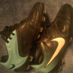 Nike CTR 360 junior - Ghete fotbal Nike, Marime: 36.5, Negru, Copii