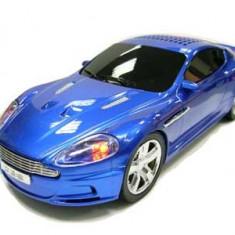Radio MP3 Boxa sistem 2.1 Acumulator Nokia/USB+Slot Masinuta Aston Martin WS-788
