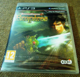 Joc Dynasty Warriors 7 Empires, PS3, original si sigilat, alte sute de jocuri!, Actiune, 12+, Single player