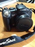 Aparat Foto Canon, 8 Mpx, Kit (cu obiectiv)