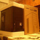 PC COMPLET DE 2 NUCLEE APROPAE NOU - Sisteme desktop cu monitor, AMD Athlon 64, 2501-3000Mhz, 2 GB, 200-499 GB, AM2