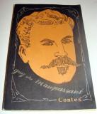 Contes - Guy de Maupassant, Alta editura, 1966