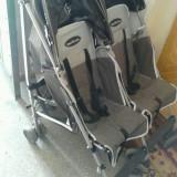 Carucior Gemeni Maclaren Twin Techno