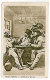 31 - Ethnics, CIOBANI la carciuma  - old postcard - unused