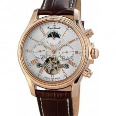 Ceas de lux Engelhardt Cederic Gold White, original, nou, cu factura si garantie! - Ceas barbatesc Engelhardt, Lux - elegant, Mecanic-Automatic